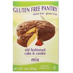 Gluten Free Pantry Cake & Cookie Mix Wheat Free ( 6x15 Oz)