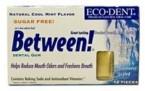 Eco-Dent Mint Between Dental Gum (12x12 PC)