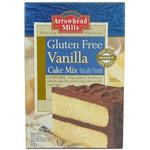 Arrowhead Mills Vanilla Cake Mix Gluten Free ( 6x20.9 Oz)