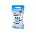 Poh Dental Floss Unwaxed 100 Yd (12x100YD )