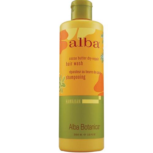 Alba Botanica Coco Butter Hair Wash (1x12OZ )