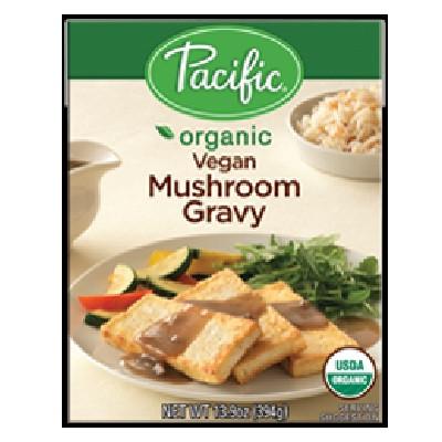 Pacific Natural Foods Png Mushrooms Gravy Vegan (12x13.9OZ )