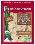 Road's End Organics Org Shiitake Mushroom Gravy Mix G/Free (12x1 Oz)
