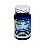 American Bio-Sciences ImmPower AHCC 500 mg (1x30 Capsules)