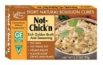 Edward & Sons Not Chicken Bouillon Cube (12x2.5 Oz)