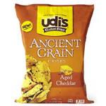 Udi's Gluten Free Crisps Cheddar (12x4.93OZ )