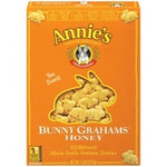 Annie's Bunny Grahams, Honey (12x7.5Oz)