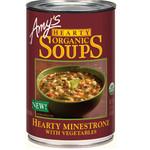Amy's Minestrone w/Veg Soup (12x14.1OZ )