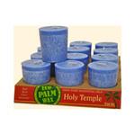 Aloha Bay Votive Eco Palm Wax Candle Holy Temple (12 Pack)