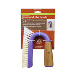 Full Circle Home Grunge Buster Grout and Tile Brush (6 Pack)
