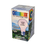 Chromalux Standard Clear Light Bulb 60 Watt 1 Bulb
