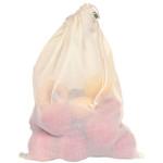 ECOBAGS Drawstring Produce Gauze Produce Bag Full Size (1 Bag)