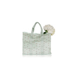 Blue Avocado Eco Shopper Bag Green Birds