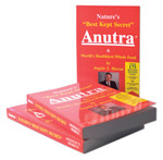 Anutra Book Nature's Best Kept Secret Angelo S Morini 1 Book