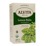 Alvita Tea Organic Lemon Balm Herbal (1x24 Bags)