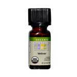 Aura Cacia Organic Essential Oil Vetiver (1x0.25 Oz)