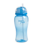 Bornfree-Summer Infant Twist 'N Pop Straw Cup Blue 14 Oz (1 Cup)