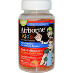Airborne Vitamin C Gummies for Kids Fruit (42 Count)