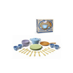 Green Toys Cookware and Dinnerware Set (27 Piece Set)