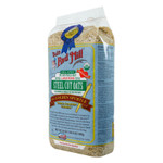 Bob's Red Mill Natural Steel Cut Oats (4x24 Oz)