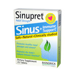 Bionorica Sinus & Immune Support (1x25 TAB)