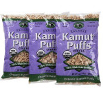 Nature's Path Puffed Kamut Cereal (3x6 Oz)