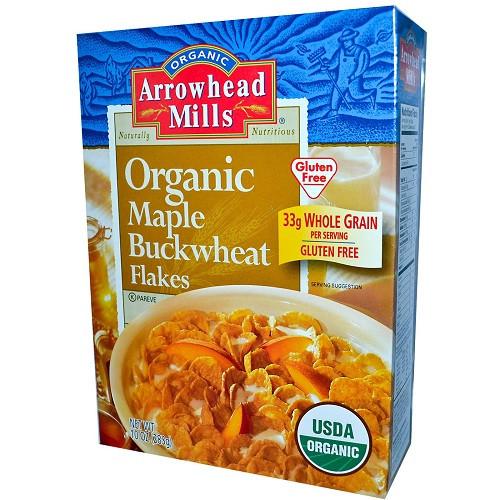 Arrowhead Mills Maple Buckwheat Flakes (12x12 Oz)