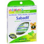 Boiron Children's Sabadil Pellets 2 Tubes