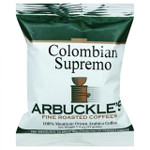 Arbuckles' Coffee Colombian Supremo 1.3 oz Case of 10