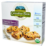 Cascadian Farms Harvest Berry Granola Bar (12x7.4 Oz)