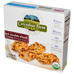 Cascadian Farms Dark Chocolate Almond Granola Bar (12x6.2 Oz)