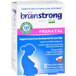 BrainStrong Prenatal 30 Tablets