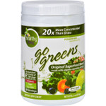 To Go Brands Superfood Blend Go Greens Powder Mix Original Green Apple 8.5 oz