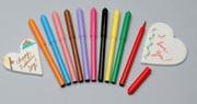Ateco Gourmet Writer Food Color Pen 10 Color Pens