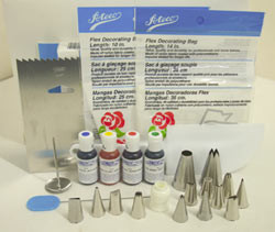 Ateco Cake Decorating Set 25 Piece