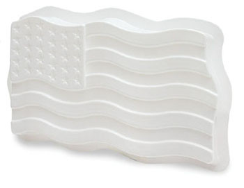CK Products Us Flag (7 X 12) Pantastic Cake Baking Pans