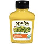 Annie's Naturals Yellow Mustard (12x9 Oz)