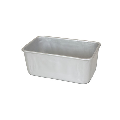 """Fat Daddio's Bread pans oblong 5 1/2"""" x 3 3/8"""" x 2 3/8"""" Box of 6"""