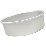 "Fat Daddio's Round cake pan solid bottom 8""x3"""