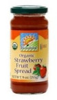 Bionaturae Strawberry Fruit Spread (12x9 Oz)
