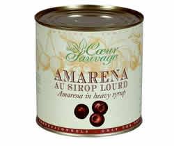 DGF Royal Amarena Cherries in Heavy Syrup (7.13 LB)