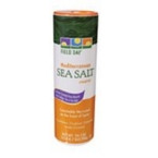 Field Day Coarse Mediterranean Sea Salt (20x24.7 Oz)