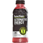 Function Drinks Alternative Energy Strawberry Guava (12x16.9Oz)