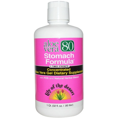 Lily Of The Desert Aloe Vera Stomach Formula (1x32 Oz)