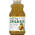 Santa Cruz Organics Pear Nectar (12x32OZ )