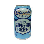 Barritts Ginger Beer, Diet (6x4x12 OZ)