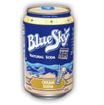Blue Sky Natural Cream Soda (4x6 PK)