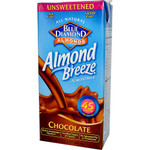 Blue Diamond Chocolate Almond Breeze (12x32 Oz)