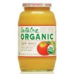 Santa Cruz Apricot Applesauce (12x23 Oz)