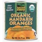 Native Forest Whole Mandarin Oranges (6x10.75 Oz)